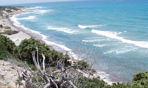 Wave beach - Kefalos