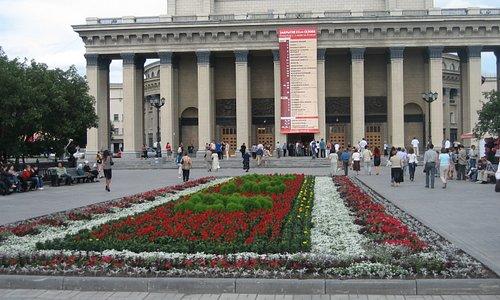 Opera House Novsibirsk July 2008