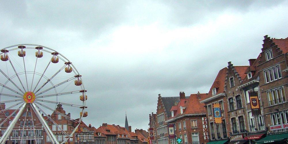 Grande Place, Tournai