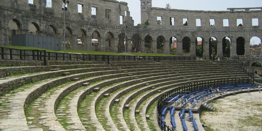 Seats at the Arena