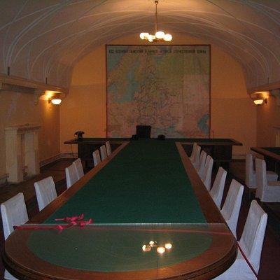 Stalin's WW2 Bunker in Samara Russia