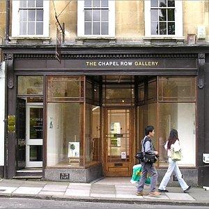 Chapel Row Gallery, Bath