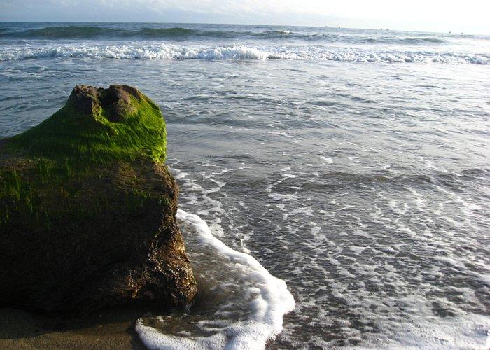 Playa de La Ensenada en Tela