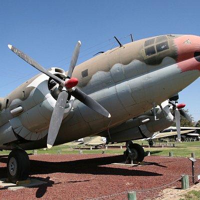 un rare C-46
