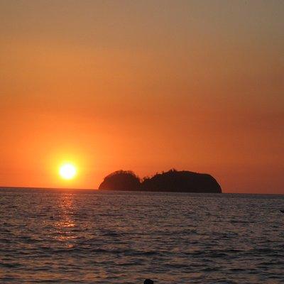 Pacific Sunset, Playa Hormosa, Costa Rica