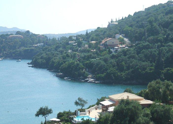 Kommeno Bay, Corfu