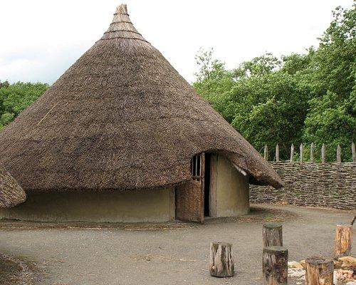 Craggaunowen Crannog House