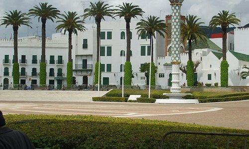 Place El feddane