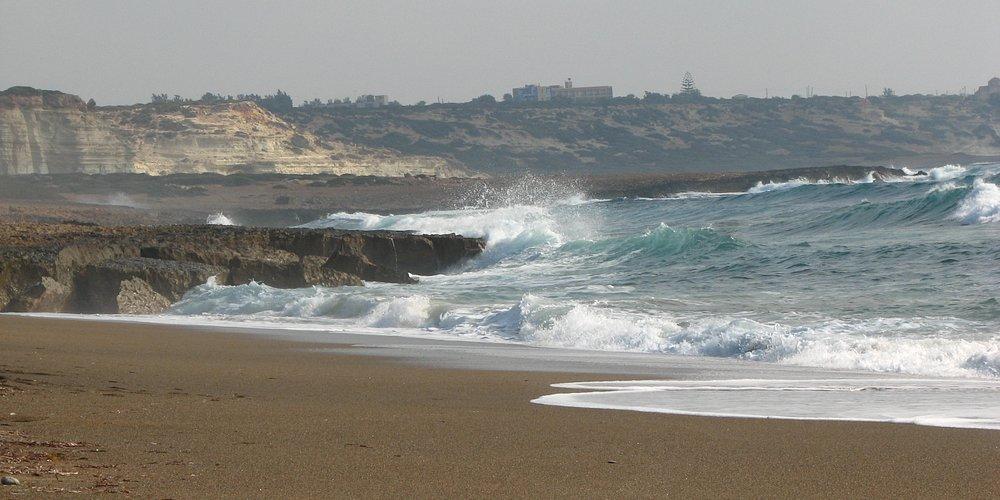 Akamas (beginning, near Agios Georgios)