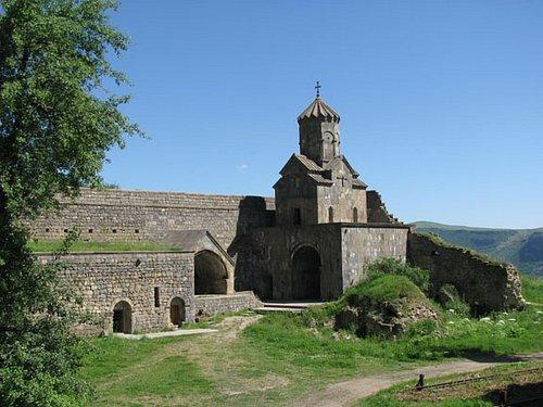 side wall church at Tatev Monastery