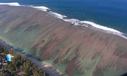 Ile de la Réunion - Barrière de corail