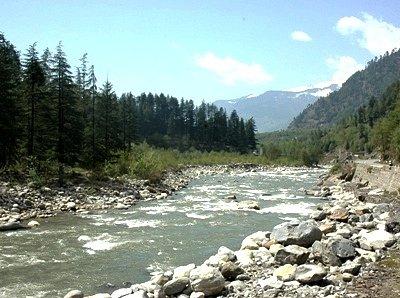 Parvathi River