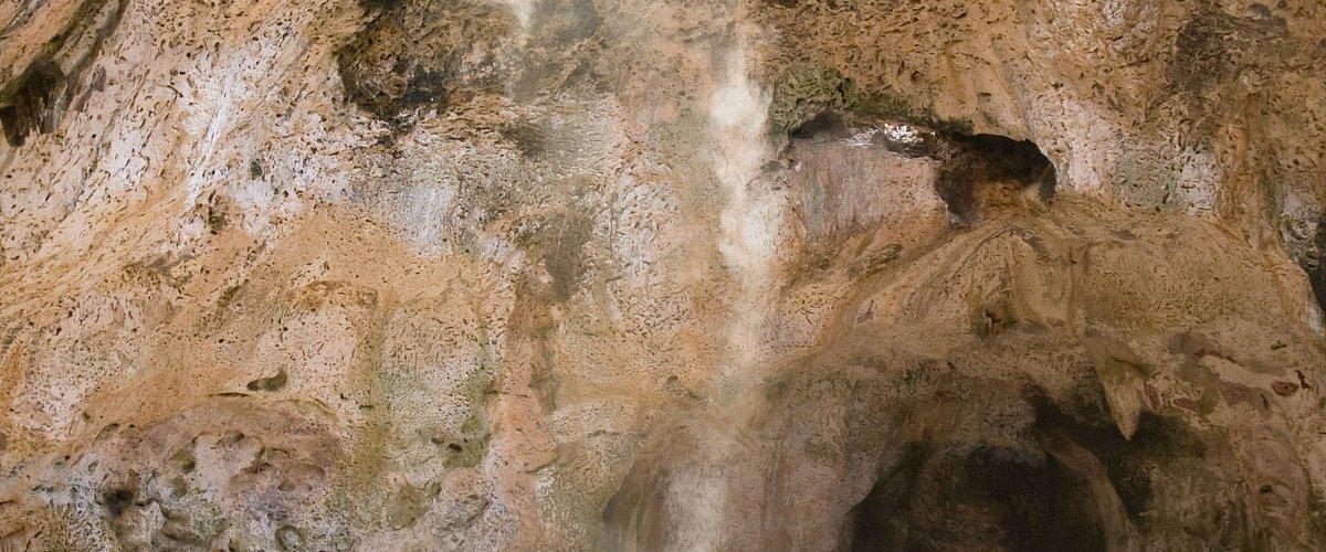 "Guadirikiri Cave - ""sunroof"""