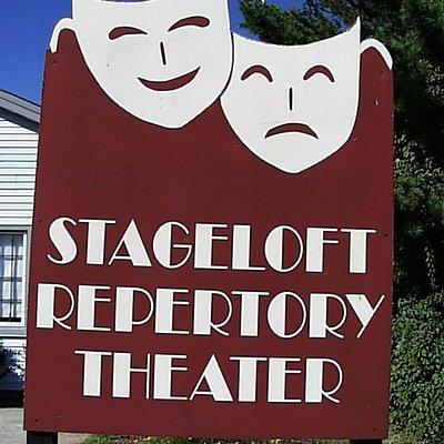 Stageloft Sign