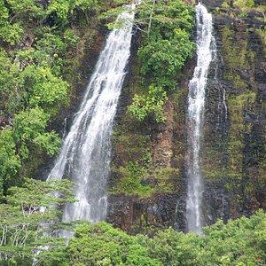 Opeaka`a Falls, Wailua, Kauai