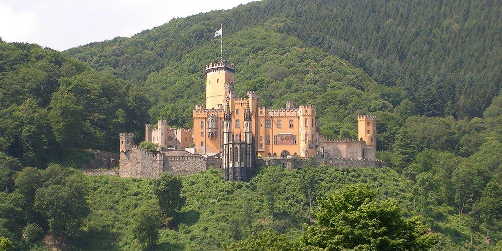 Schloss Stolzenfels close to Koblenz