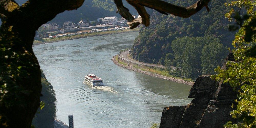 Loreley Rock, Middle Rhine Valley