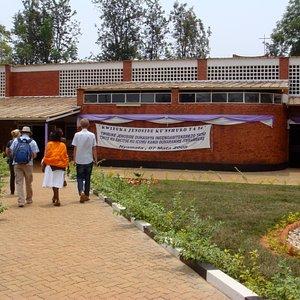 Nyamata Church