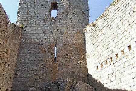 Château de Montségur, Montségur, France