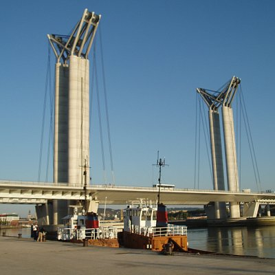 pont G.Flaubert