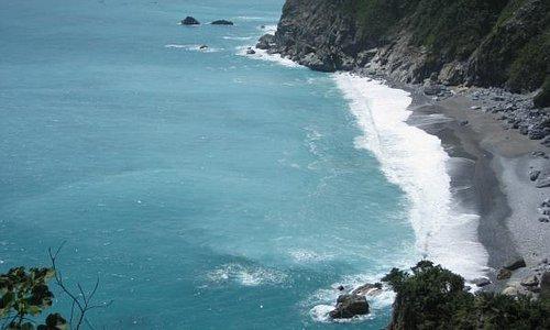 Cingshui Cliff