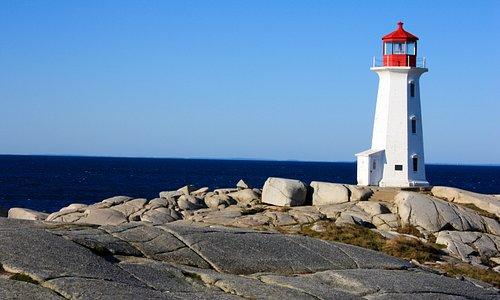 The lighthouse again