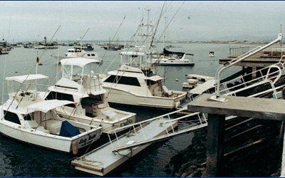 Bluemarlin Lodge boats