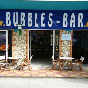 Bubbles Bar Oct 08