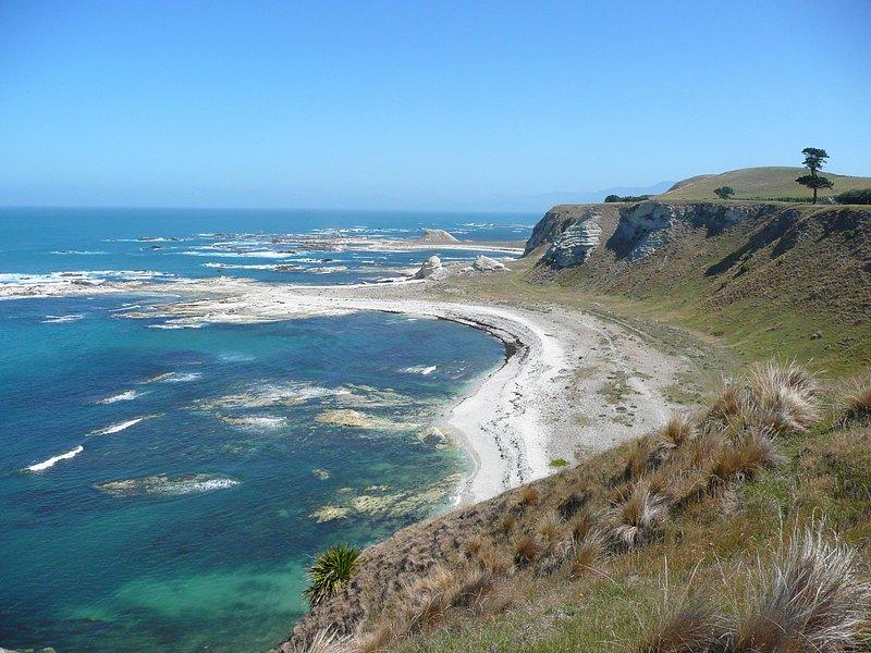 cliff top walk