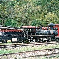 ES & NA Railway