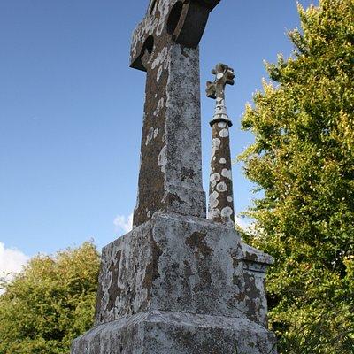 Ireland: co. Westmeath - St Munna's Church - churchyard