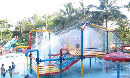 This the FUN WATER PARK AT TIKUJI-NI-WADI