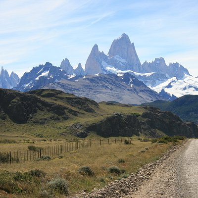 road to El Chalten