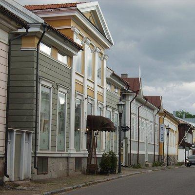 Kokkola - Neristan the Old Town