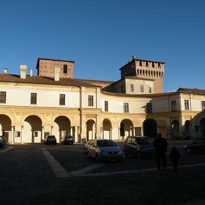 Castel San Giorgio - Mantova