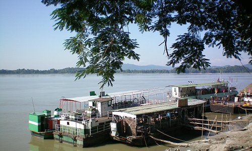 Brodest river in Asia - Mighty Brahmaputra