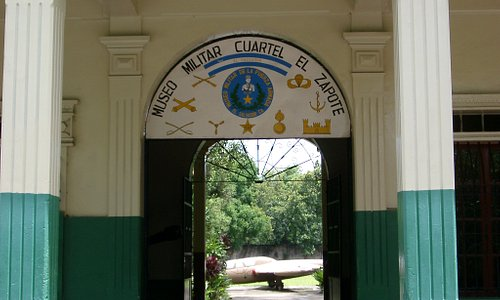 Entrance to Army Museum