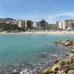Summer in La Cala Finestrat