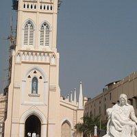 St.Mary's church.