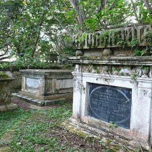 Grave of Francis Light