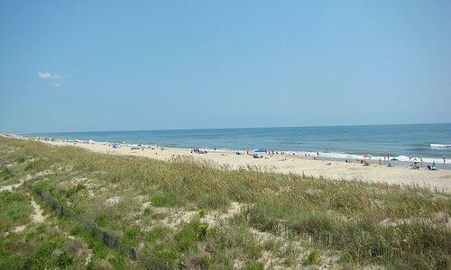 Frisco beach