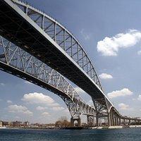 Blue Water Bridge #4