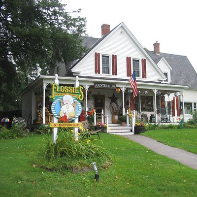 Flossie's General Store, a must stop !!