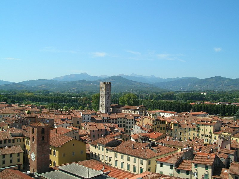 Lucca - Ah ! Lucca