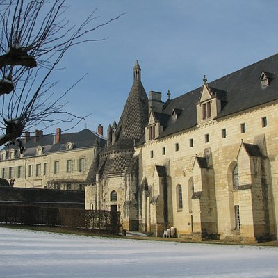 The Abbaye Royale de Fontevraud