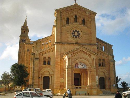 Ta'Pinu Church