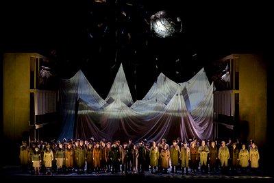 Dr. Atomico Metropolitan Opera House