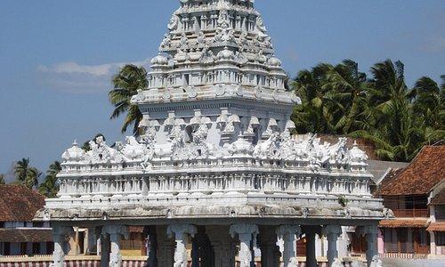 Suchindram - Sthanumalayan Kovil