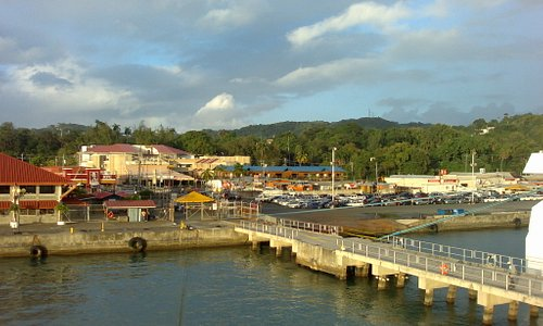 Scarborough Port-Tobago.