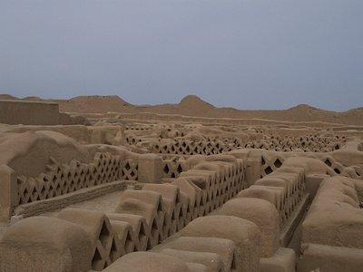 Ruins of Chan Chan
